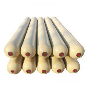 Gas storage cylinder