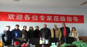 Belarusian clients visit our company.